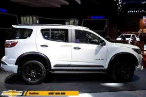Chevrolet TrailBlazer 2.5L 4x2 MT2018