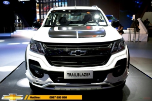Chevrolet TrailBlazer 2.8L 4x4 AT 2018