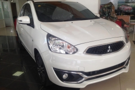 Mitsubishi Mirage MT Eco 2018