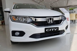Honda City 1.5 TOP 2018