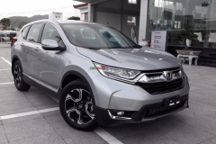 Honda CRV 1.5 E Turbo 2018