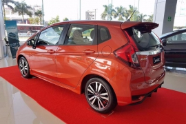 HONDA JAZZ RS 2018