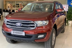 Ford Everest Trend 2.0L AT 4x2