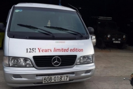 Mercedes Benz MB 140D 2001