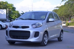 Kia Morning 1.25 EX MT 2018