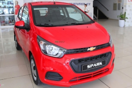 Chevrolet Spark Duo 2018