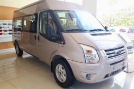 Ford Transit Medium