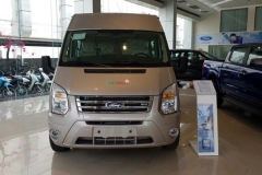 Ford Transit Luxury 2018