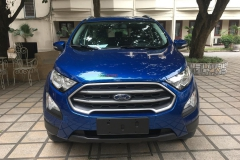 Ford Ecosport Trend AT 2018