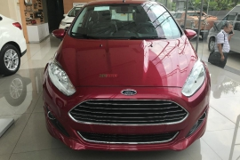 Ford Fiesta 1.0 Ecoboost 2018