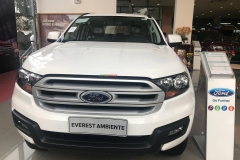 Ford Everest 2018