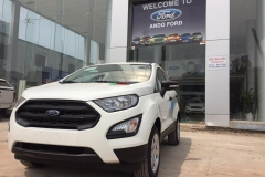 Ford Ecosport Ambiente 1.5 AT 2018