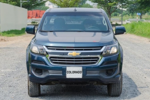 Chevrolet Colorado 2018 2.5L MT LT 2018