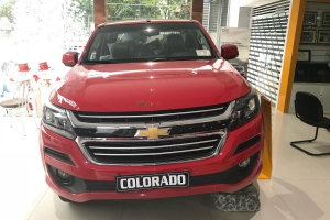 Chevrolet Colorado 4x4 2018