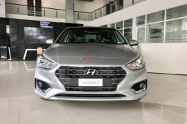 Hyundai Accent 1.4MT base