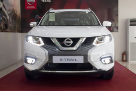 Nissan X trail 2.5 V- Series 2018