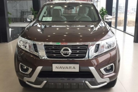 Nissan Navara EL 2.5AT 2WD 2018