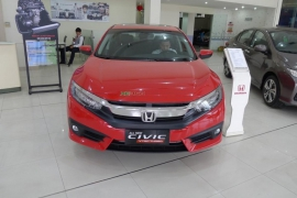 Honda Civic 1.5RS VTEC TURBO 2020