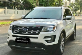 Ford Explorer Limited 2.3L EcoBoost 2017