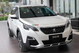 Peugeot 5008  2018 All New - Pearl White