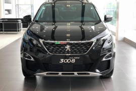 Peugeot 3008 All New 2018 - Nera Black