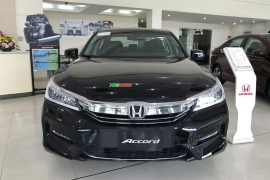 Honda Accord 2.4L 2018