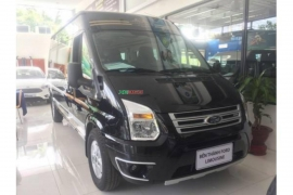 Ford Transit Limited + Limousine 2018