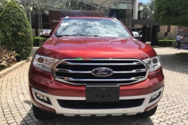 Ford Everest 2019 Bi - Turbo 2018