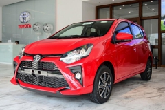 Toyota Wigo 4AT