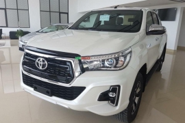 Toyota Hilux 2.4E 4X2 AT model 2019