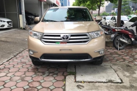 Toyota Highlander 2.7 AT 2011