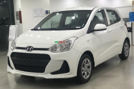 Hyundai Grand i10 1.2MT 2018 (Hatchback - Base)