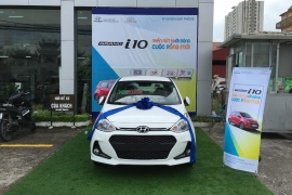 Hyundai Grand i10 1.2AT 2018 (Hatchback)