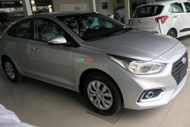 Hyundai Accent 1.4 MT 2018 Base