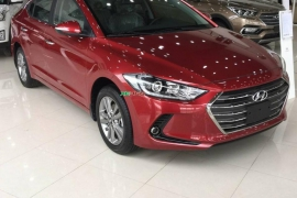 Hyundai Elantra 1.6AT 2018
