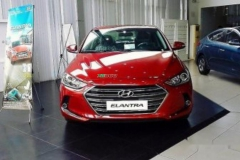 Hyundai Elantra 2.0 AT 2018