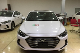Hyundai Elantra 1.6 AT 2018