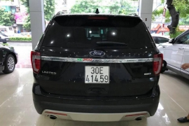 Ford Explorer Limited 2.3L EcoBoost 2016