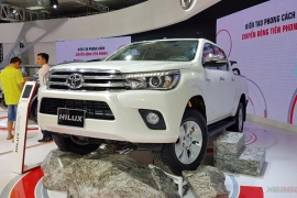 Toyota Hilux 2.8 4x4AT 2017