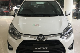 Toyota Wigo 1.2AT 2018