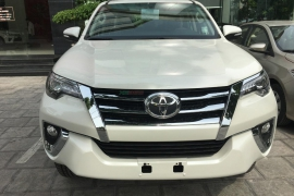 Toyota Fortuner 2.8G 4x4 AT 2018