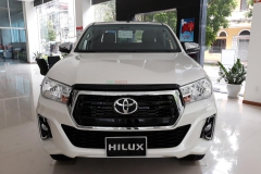 Toyota Hilux 2.4G 4x2 AT 2018