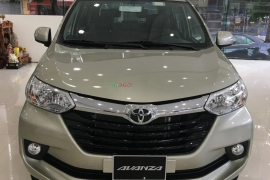 Toyota Avanza 1.5AT 2018