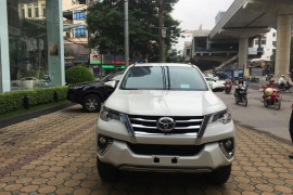 Toyota Fortuner 2.7AT 2018