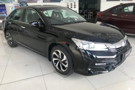 Honda Accord 2.4AT 2018