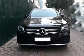 Mercedes Benz GLC 300 4Matic 2016