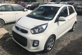 Kia Morning 1.25 EX MT 2019