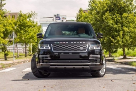 Land Rover Range Rover autobiography LBW 5.0 2018