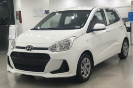Hyundai i10 1.2 MT Base 2019