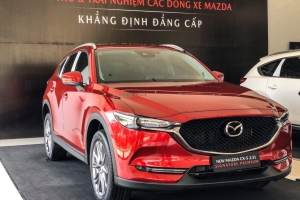 Mazda New CX5 2.0 Luxury 2020